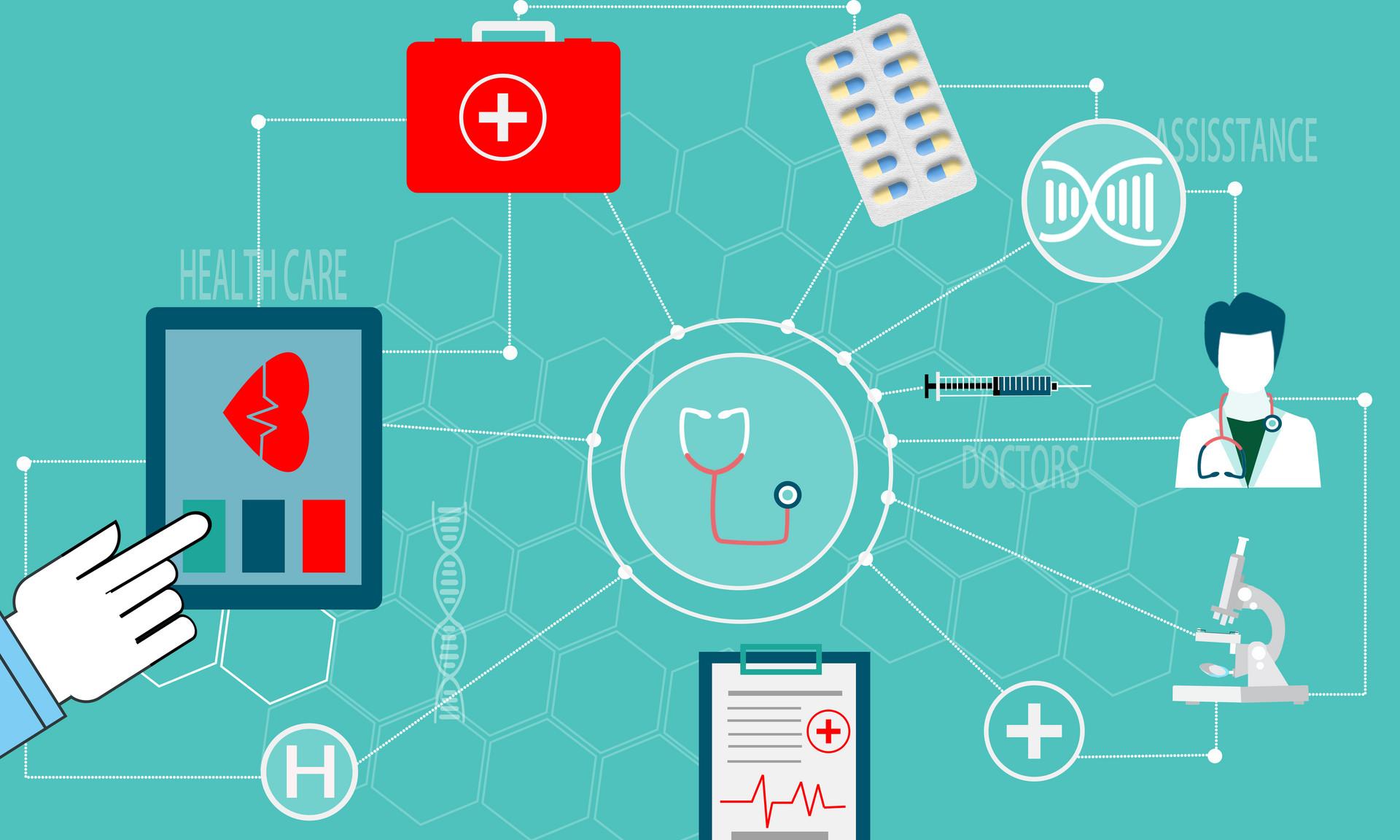 """谁来拯救互联网+医疗健康大数据下的""""暗潮涌动""""?"""