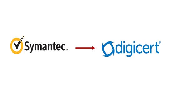 Symantec品牌变更通知